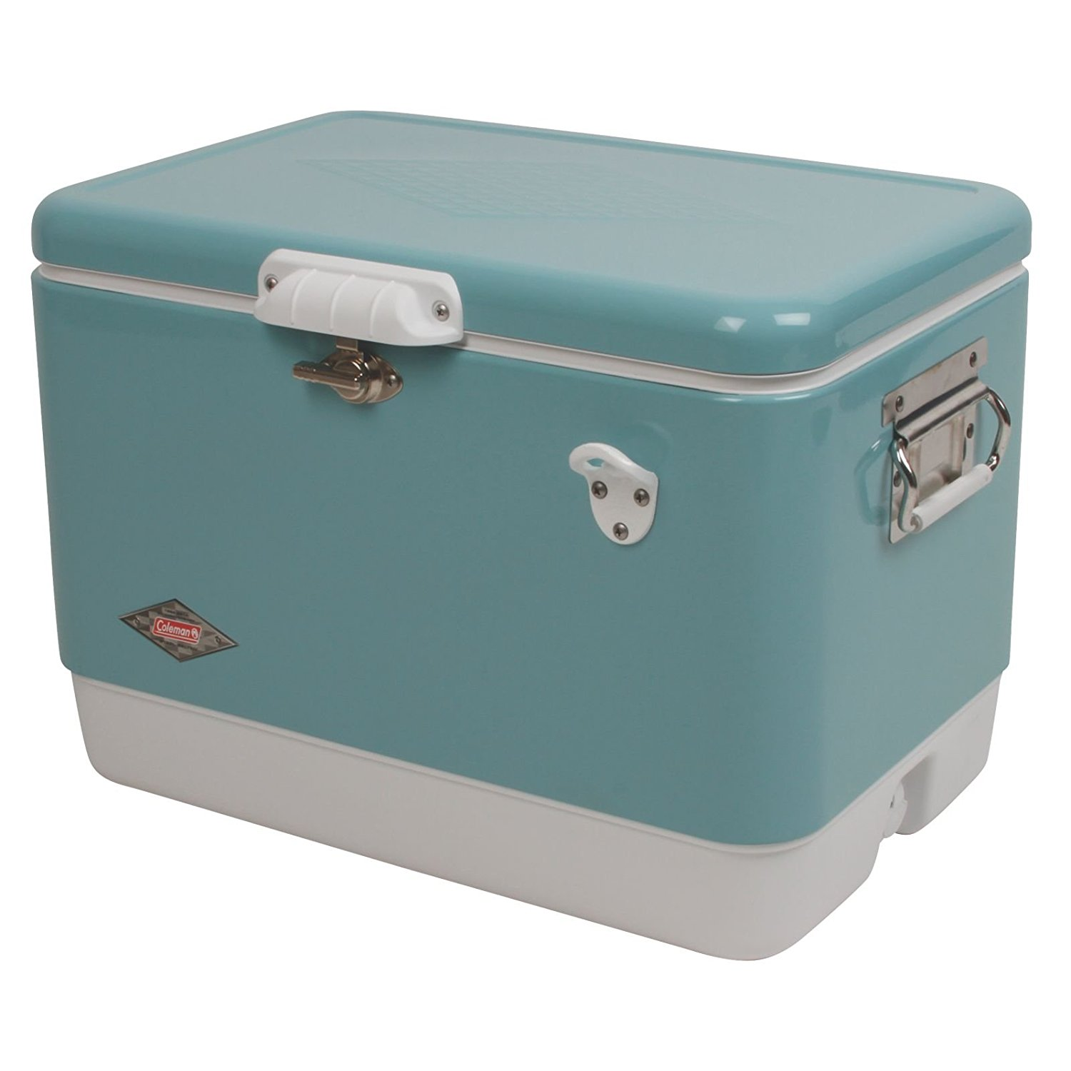 Coleman 54-Quart Steel-Belted Cooler - My Best Product Reviews