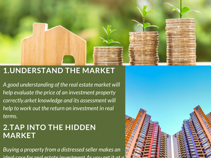 2020 Infographic by Eric J Dalius on Tips from Eric Dalius that can drive real estate investors toward success